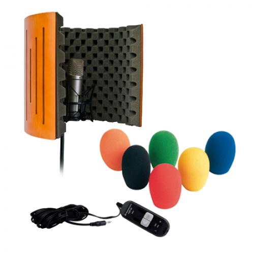 Для мікрофонів та навушників