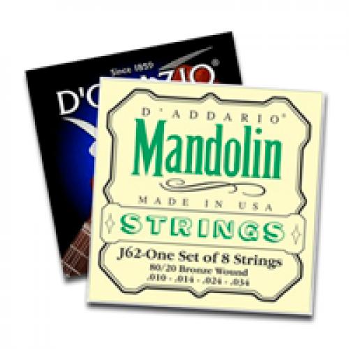 Струни для мандоліни
