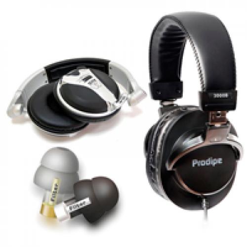 Навушники і вушний моніторинг