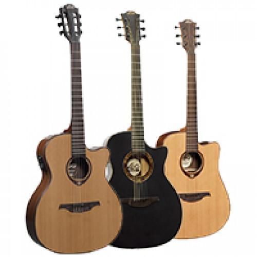 Класичні гітари зі звукознімачем