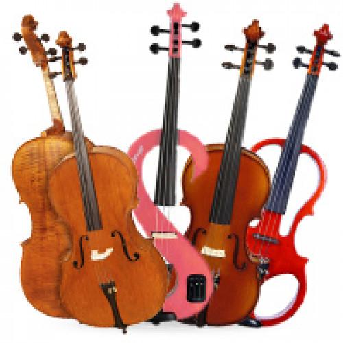 Скрипки Лаковане, Немає