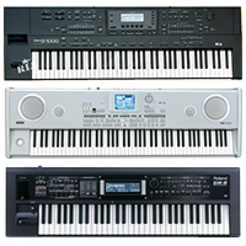 Професійні синтезатори