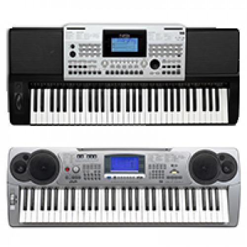 Напівпрофесійні синтезатори