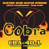 Струни для бас-гітари Cobra CBA-40-L