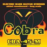 Струни для бас-гітари Cobra CBA-45-M