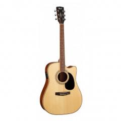 Електроакустична гітара Cort AD880CE (Natural)