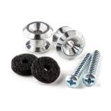 Набор пуговиц для ремня Dunlop 7102 Strap Button Set