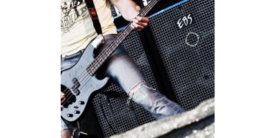 Справжні басові монстри: комбопідсилювачі для бас-гітари EBS