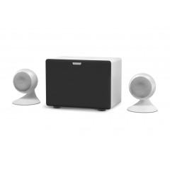 True Stereo аудіосистема для караоке Studio Evolution EvoSound Sphere 2.1 (White)