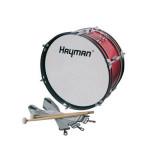 Бас-барабан маршевый Hayman JMDR-1807