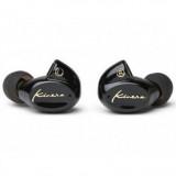 Вакуумні навушники з мікрофоном Kinera Seed Black mic