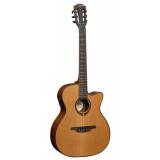 Електроакустична гітара Lag Tramontane TN200A14CE S/N1001TR04041 @