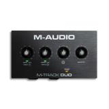 Аудиоинтерфейс M-AUDIO M-Track Duo