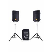Комплект звукового обладнання з мікшером Maximum Acoustics ARENA.380