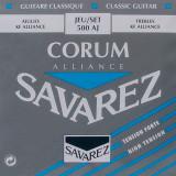 Струни для класичної гітари Savarez 500 AJ Normal Tension
