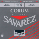 Strings for the classic guitar Savarez 500 AR Normal Tension