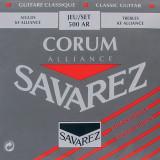 Струни для класичної гітари Savarez 500 AR Normal Tension