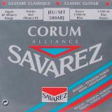 Classical guitar strings Savarez 500 ARJ Mixed Tension