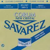 Classical guitar strings Savarez 500 CJ High Tension