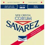 Струни для класичної гітари Savarez 500 CR Normal Tension