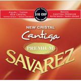 Струни для класичної гітари Savarez 510 CRP Standard Tension