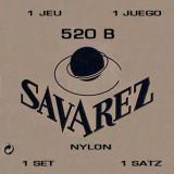 Classical guitar strings Savarez Savarez 520 B Low Tension