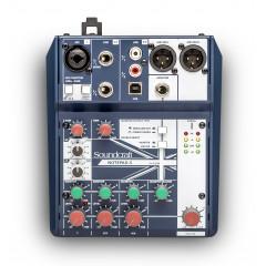 Мікшерний пульт Soundcraft Notepad-5