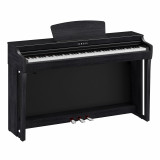 Digital Piano Yamaha Clavinova CLP-725 (Black)