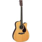 Електроакустична гітара Yamaha FX370C (Natural)
