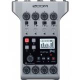 Рекордер для подкастингу Zoom PodTrak P4