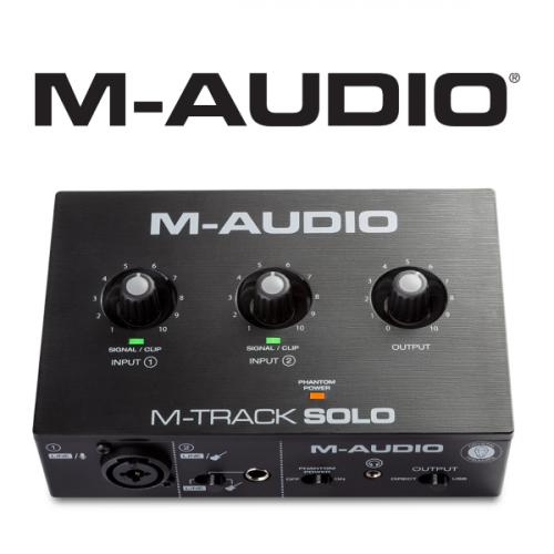 Новинка от M-Audio!