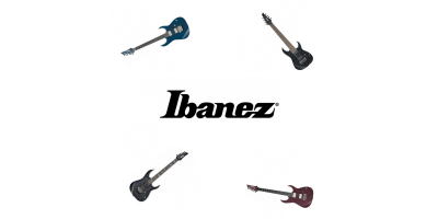 Гітарні новинки від Ibanez