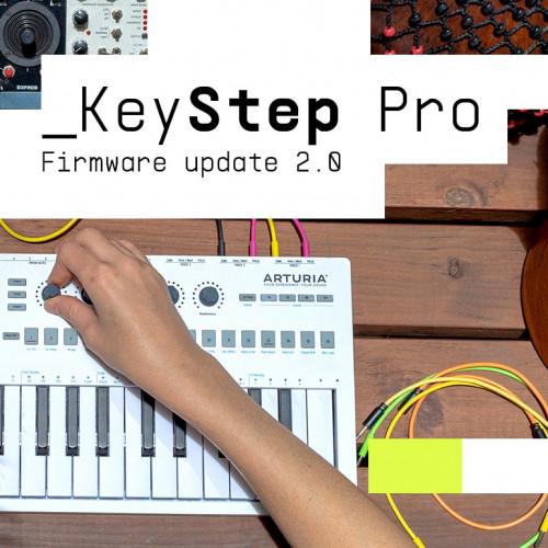 KeyStep Pro 2.0 - Mastermind, refined