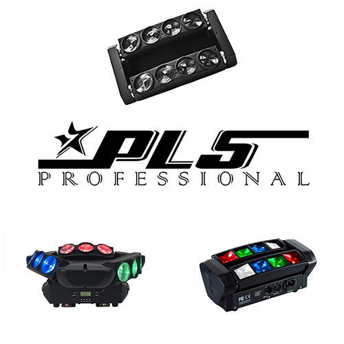 New: LED light effects from PLS-PRO