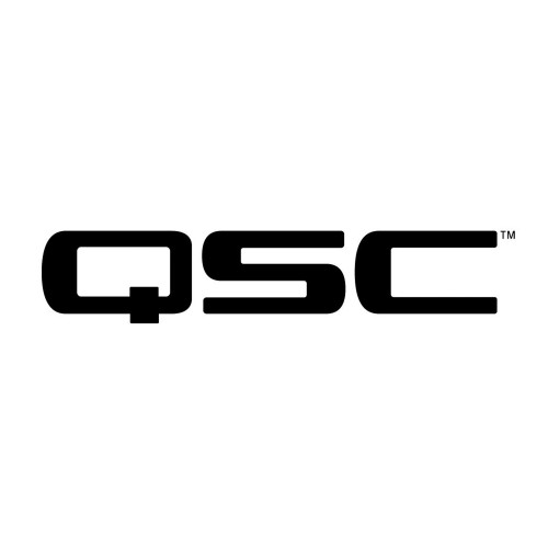 New delivery of QSC products