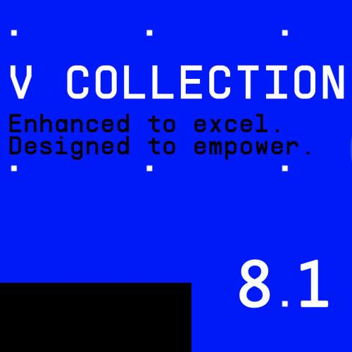 V Collection 8.1 - Покращено, щоб перевершити