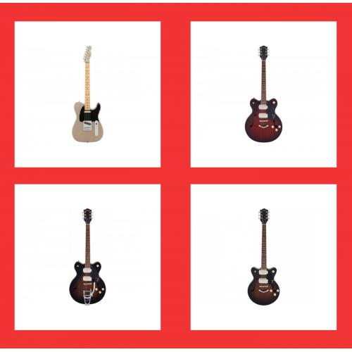 Новинки Fender та Gretsch вже в наявності