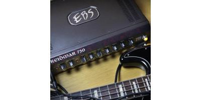 EBS Reidmar 750 - підсилювач, що втілює мрію в життя