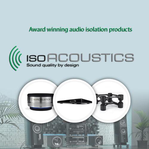 Нове надходження ISO Acoustics