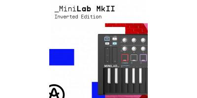 MiniLab MkII Inverted Edition повертається!