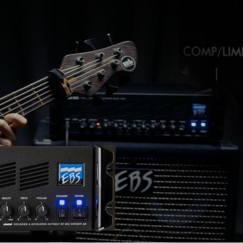 П'ять причин, чому Ви повинні обрати басовий підсилювач EBS