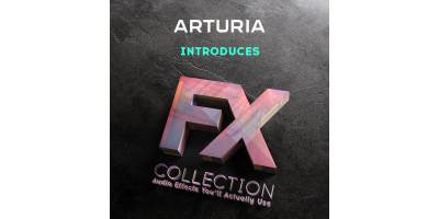 Arturia випускає FX Collection
