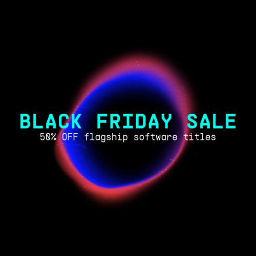 Black Friday deals on Arturia flagship software titles