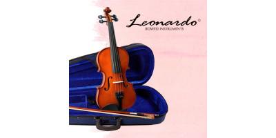 Слово експерту про скрипки «Leonardo»