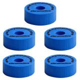 Набір прокладок для тарілок Cympad Chromatic Блакитний