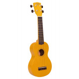 Ukulele Korala UKS-30 + bag (Yellow)