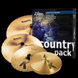 Набір тарілок Zildjian Country Music Pack