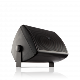 Wall-mounted speaker QSC AC-S6T Black