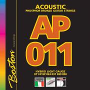 Струни для акустичної гітари Boston AP-11