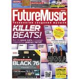 Журнал FutureMusic №6 (квітень 2018)